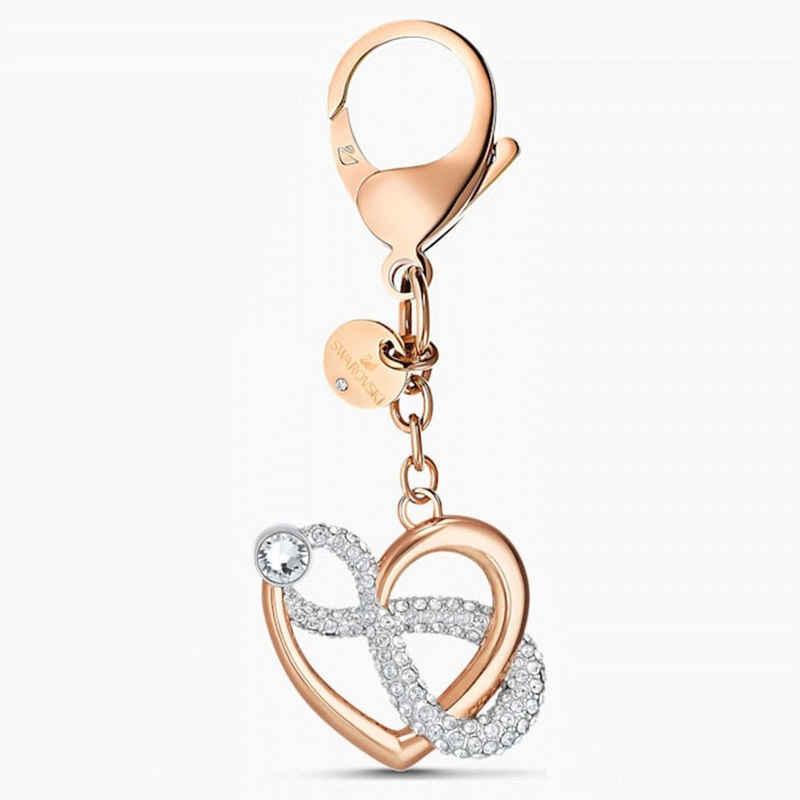 Swarovski Schlüsselanhänger »5530885«, Mit Swarovski Kristallen
