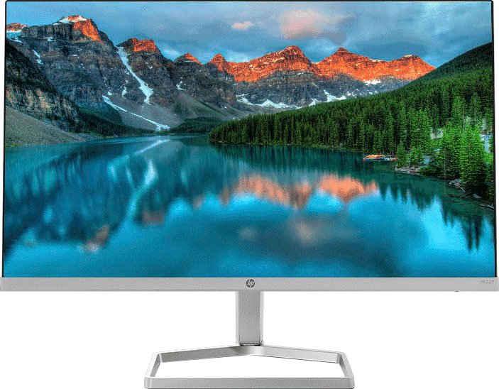 """HP M22f LCD-Monitor (54,6 cm/21,5 """", 1920 x 1080 Pixel, Full HD, 5 ms Reaktionszeit, 75 Hz, IPS)"""