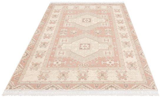 Teppich »Steff«, OTTO products, rechteckig, Höhe 6 mm, weiche Haptik, Wohnzimmer