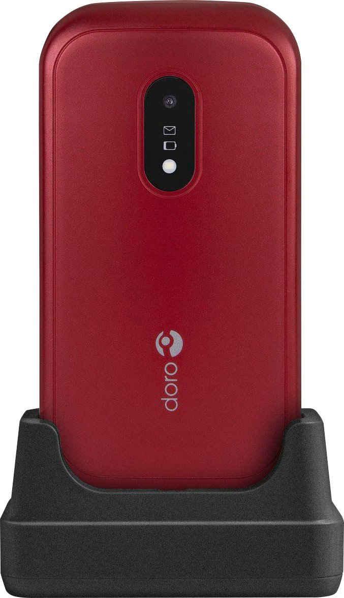 Doro 6040 Klapphandy (7,2 cm/2,83 Zoll, 2 MP Kamera)