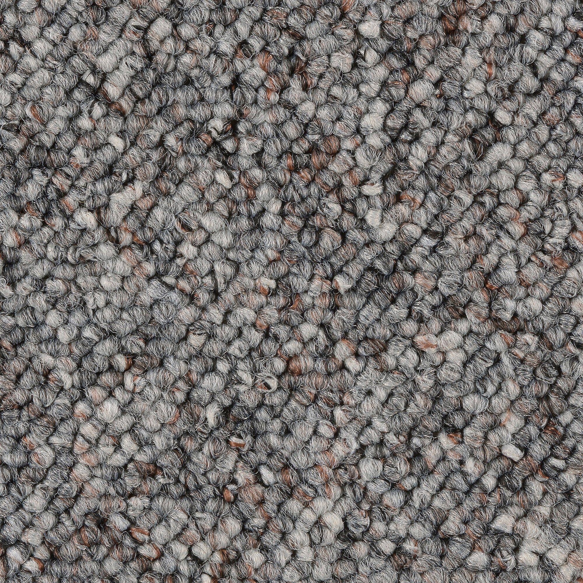 verschiedene L/ängen 300 Teppichboden Auslegware Meterware Schlinge braun beige 200 400 und 500 cm breit