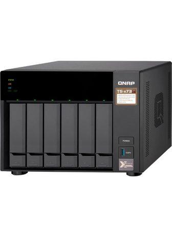 QNAP Turbo NAS TS-673-4G NAS-Server