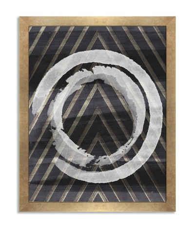 BIRAPA Einzelrahmen »Bern Bilderrahmen«, (1 Stück), 20x30 cm, Gold Vintage, MDF
