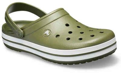 Crocs »Crocband« Clog mit farbiger Laufsohle