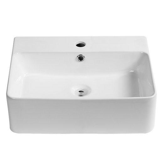 Kleankin Waschbecken »Waschbecken eckig«