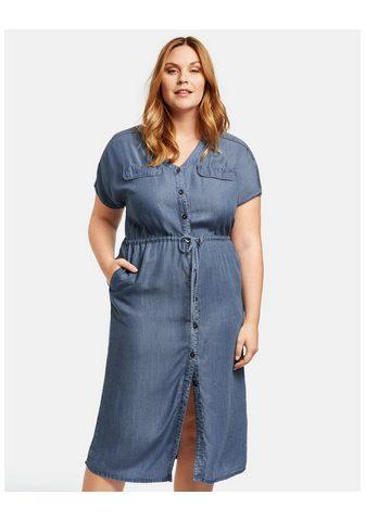 SAMOON Suknelė Ilgomis rankovėmis marškinėlia...