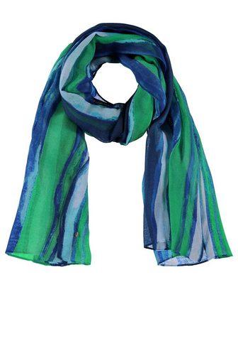 SAMOON šalikas »Schal im Streifen-Design«