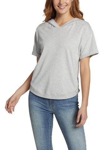 EDDIE BAUER Marškinėliai su gobtuvu
