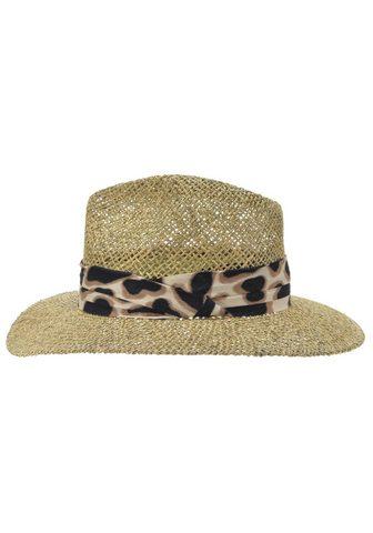 SEEBERGER šiaudinė skrybėlė »Herrenhut Seegras s...