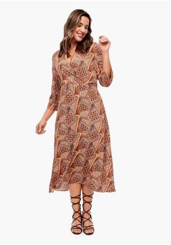 TRIANGLE Suknelė iš viskozės