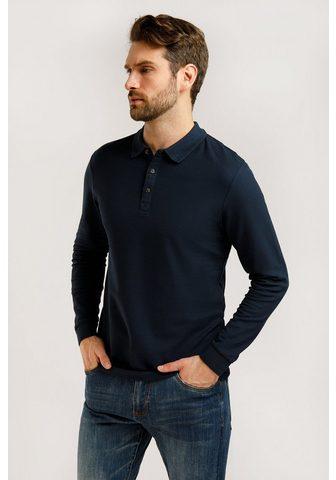FINN FLARE Polo marškinėliai su ilgis rankovėmis