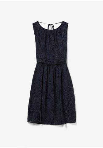 S.OLIVER Šifoninė suknelė