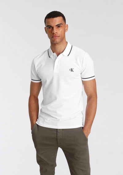 Calvin Klein Jeans Poloshirt »TIPPING SLIM POLO«