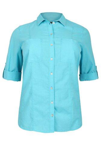 VIA APPIA DUE Klasikinio stiliaus Marškiniai in unif...