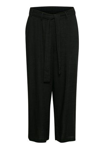 7/8 брюки »KAnour Line Cropped б...