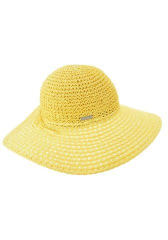 SEEBERGER šiaudinė skrybėlė »Flapper Papierstroh...
