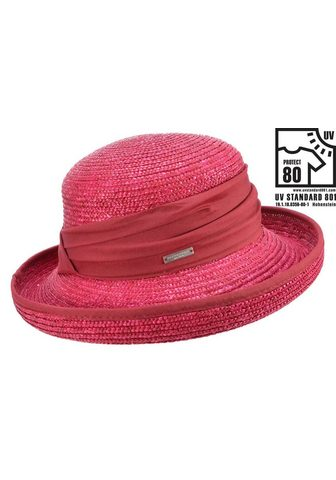 SEEBERGER šiaudinė skrybėlė »Strohbortenhut 5143...