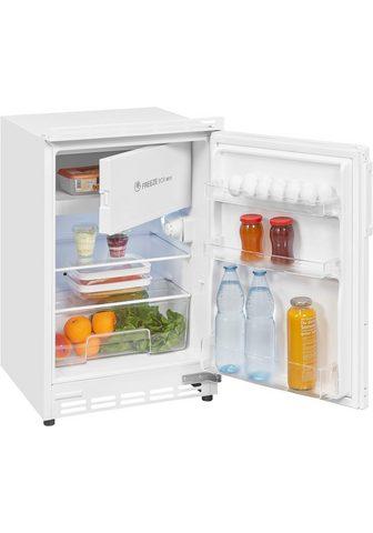 EXQUISIT Įmontuojamas šaldytuvas 816 cm hoch 49...