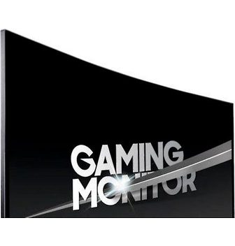 SAMSUNG »C32JG54QQU« Curved-Gaming-Monitor (32...