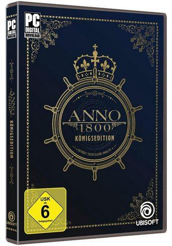 UBISOFT Anno 1800 Königsedition PC