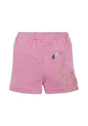 Шорты »Shorts с Flamingo-Print&l...