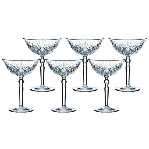 Nachtmann Cocktailglas »PALAIS Cocktailsglas 6er Set«, Glas