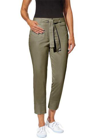7/8 брюки в Paper-Touch-Qualitätt...