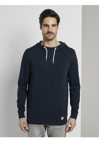 TOM TAILOR Bliuzonas »Hoodie in Washed-Look«