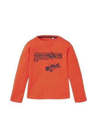 TOM TAILOR Megztinis Marškinėliai ilgomis rankovė...