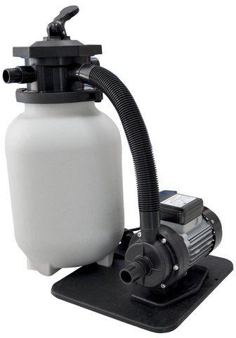 INTERLINE Smėlio filtras »ECO 37« Pumpenleistung...
