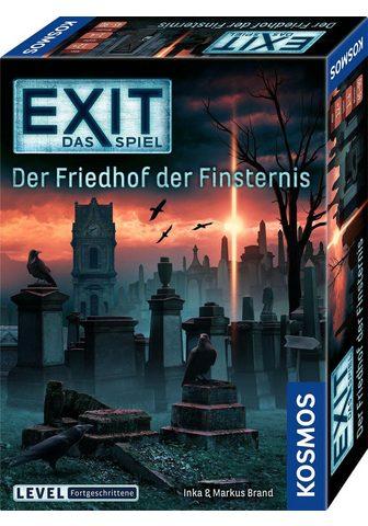 """Spiel """"EXIT - Der Friedhof der Fi..."""