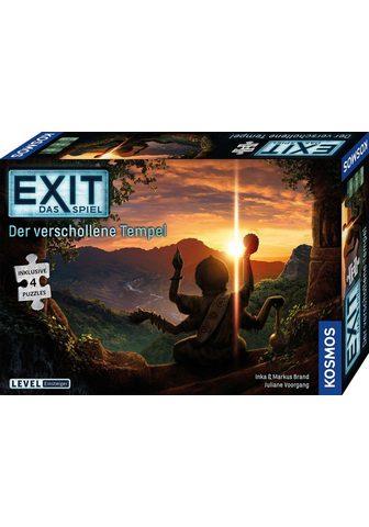 """Spiel """"EXIT ? Der verschollene Te..."""