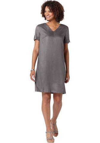 Платье из качествeнный Twill-Viskose