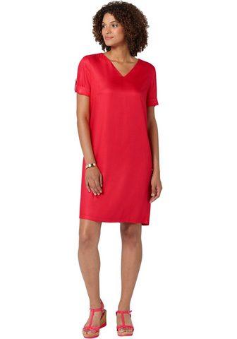 CASUAL LOOKS Suknelė iš aukšta kokybė Twill-Viskose...