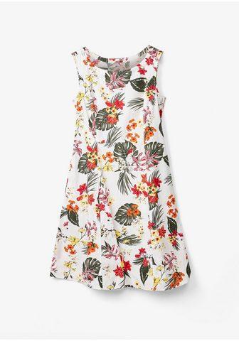 S.OLIVER Medvilninė suknelė