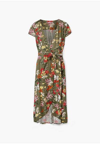 S.OLIVER Midi ilgio suknelė