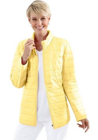 Куртка стеганая в легко wärmender...