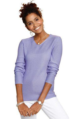 Пуловер с узор повторяющийся