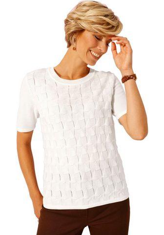 Classic Basics megztinis su stilvollem...