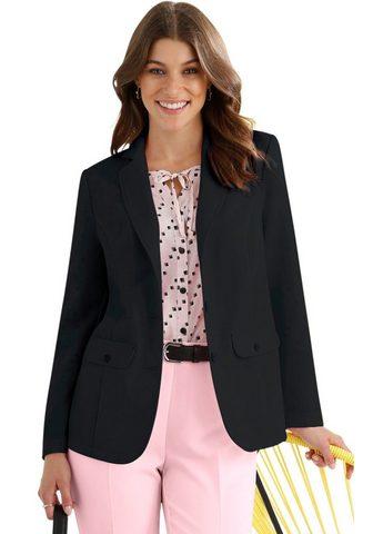 Пиджак в классический форма