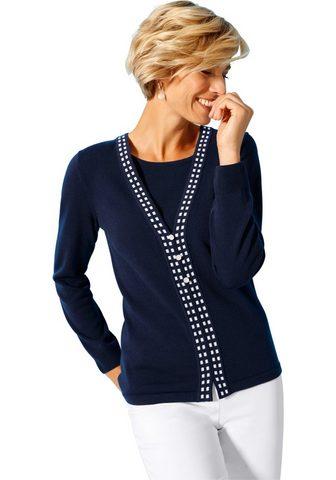 Classic Basics пуловер в stilvoller 2-...