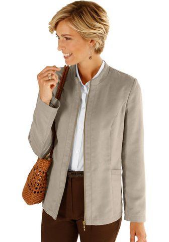 Classic Basics пиджак в имитация замша...