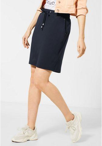 CECIL Trikotažinis sijonas