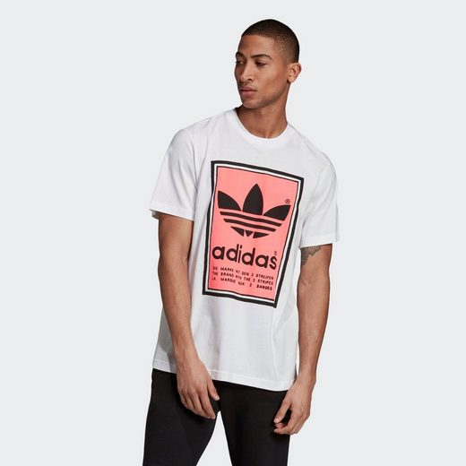 adidas Originals T-Shirt »Filled Label T-Shirt«