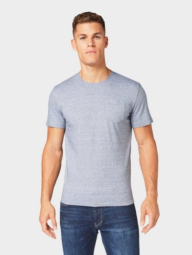 TOM TAILOR T-Shirt »Gestreiftes T-Shirt«