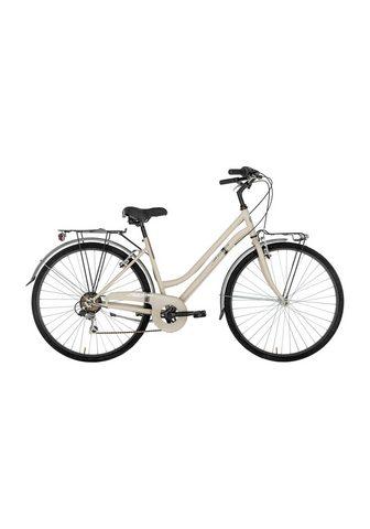 ANITABYALPINA Turistinis dviratis »Moving Lady« 6 Ga...