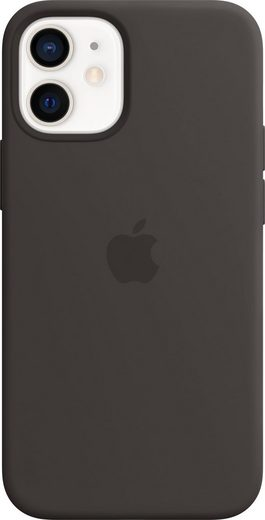 Apple Smartphone-Hülle »iPhone 12 mini Silicone Case mit MagSafe« iPhone 12 Mini