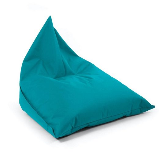 mokebo Sitzsack »Der Sommerschlitten«, auch als Outdoor Bean Bag, Sonnenliege oder leichte Relaxliege