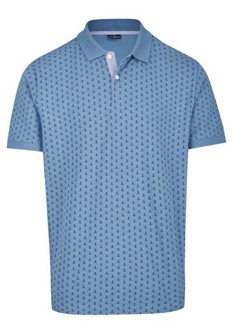 DANIEL HECHTER Maritimes Polo marškinėliai su Anker-D...
