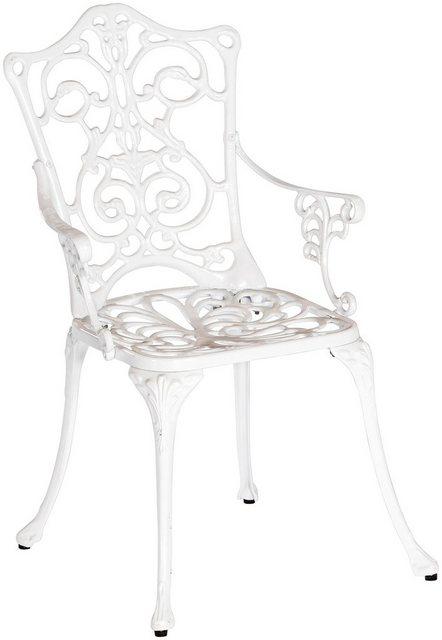 Merxx Sessel Lugano weiß